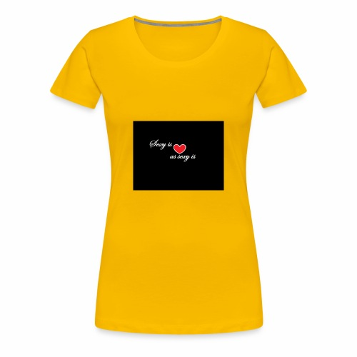 LoveYourselfTheMost - Women's Premium T-Shirt