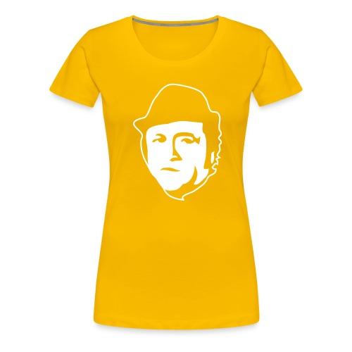 fleks 02 - Premium T-skjorte for kvinner