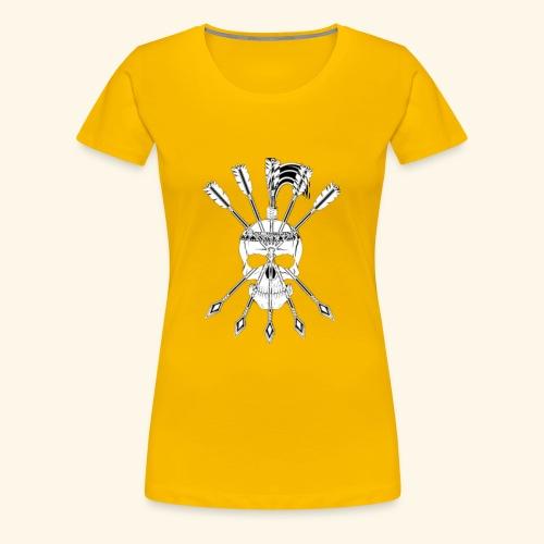 Hard - T-shirt Premium Femme