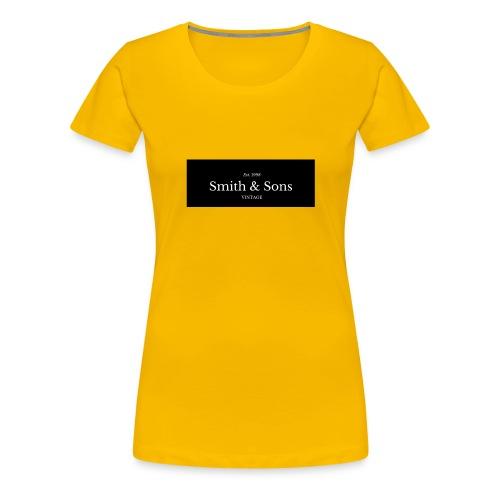 Est 1998 - T-shirt Premium Femme