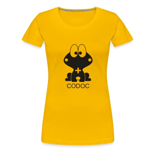 comic - Koszulka damska Premium