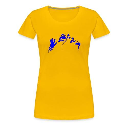 Stop (Vio) - Women's Premium T-Shirt