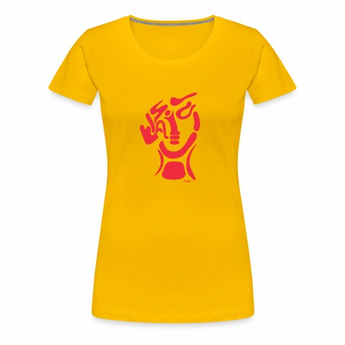 frustration - Women's Premium T-Shirt