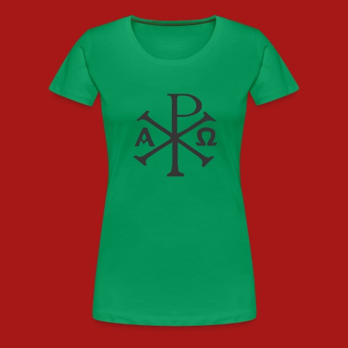 Kompasset-AP - Dame premium T-shirt