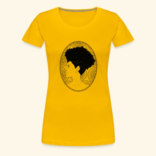 afro-mandala - Maglietta Premium da donna