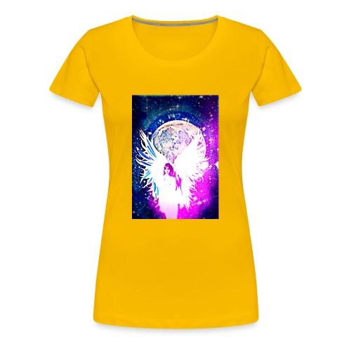 Y-DESIGN.1.2 - T-shirt Premium Femme