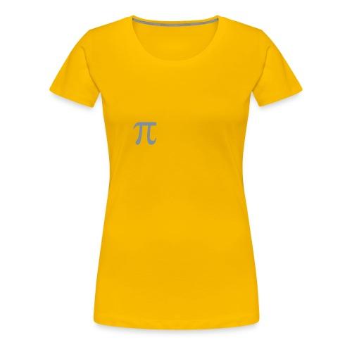 600pxpisymbol - Women's Premium T-Shirt