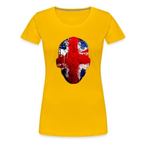 jack skull - Women's Premium T-Shirt