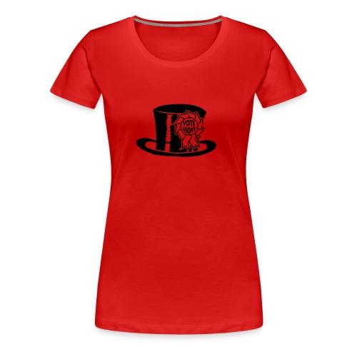 tophat - Women's Premium T-Shirt
