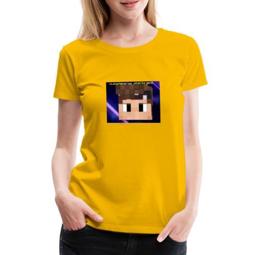 xxkyllingxx Nye twitch logo - Dame premium T-shirt