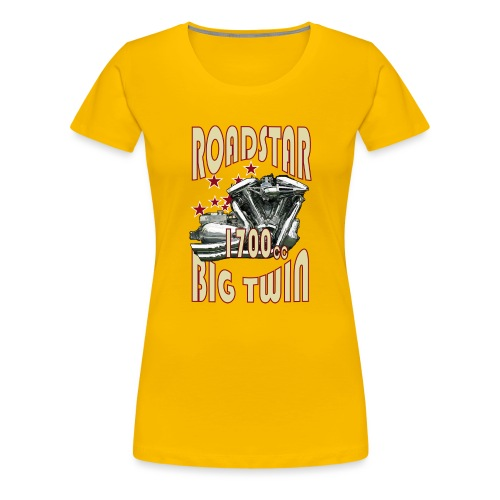 Roadstar 1700 - Vrouwen Premium T-shirt