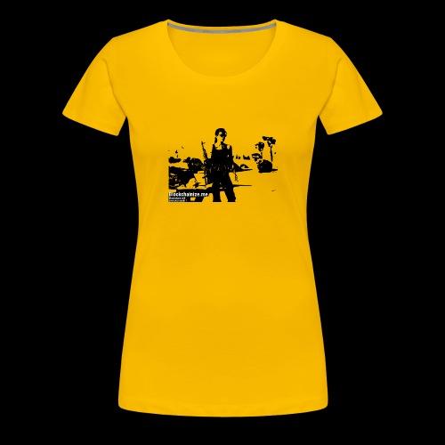 Sarah - T-shirt Premium Femme