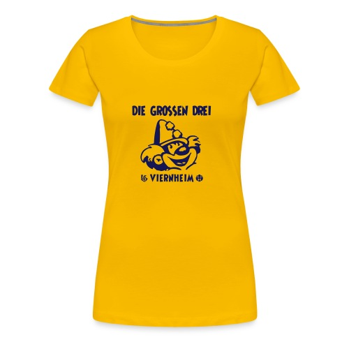 shirt2 - Frauen Premium T-Shirt