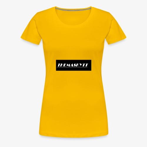 TheMaskYTT Merch - Women's Premium T-Shirt