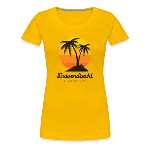 Duivendrecht - Vrouwen Premium T-shirt