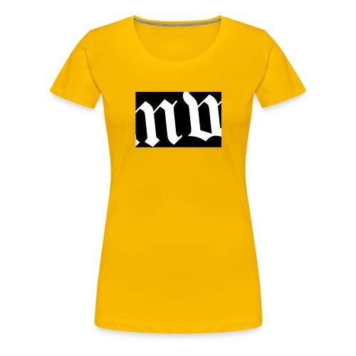 gview - Women's Premium T-Shirt