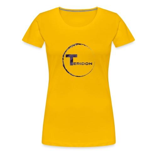 TERIDON Trui - Vrouwen Premium T-shirt