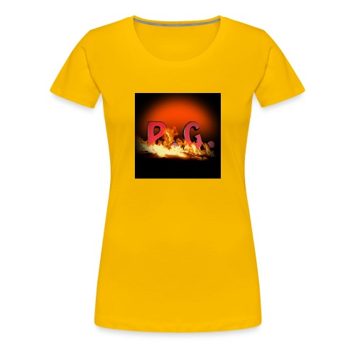 Spilla PanicGamers - Maglietta Premium da donna