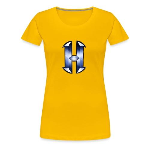 HideoutMC | Taza - Camiseta premium mujer