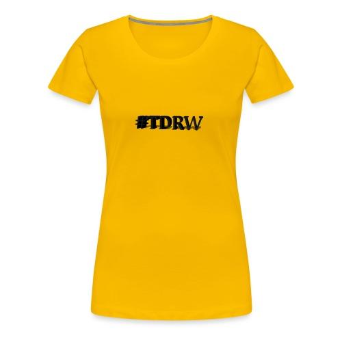 tdrw - Frauen Premium T-Shirt