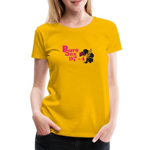 974 pur esex 02 - T-shirt Premium Femme