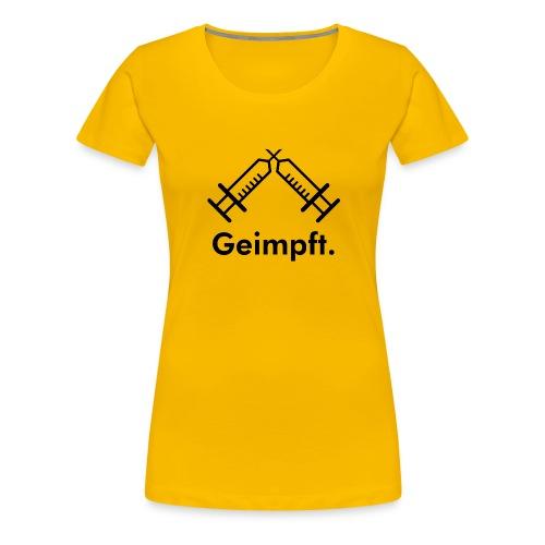 injection02 - Frauen Premium T-Shirt