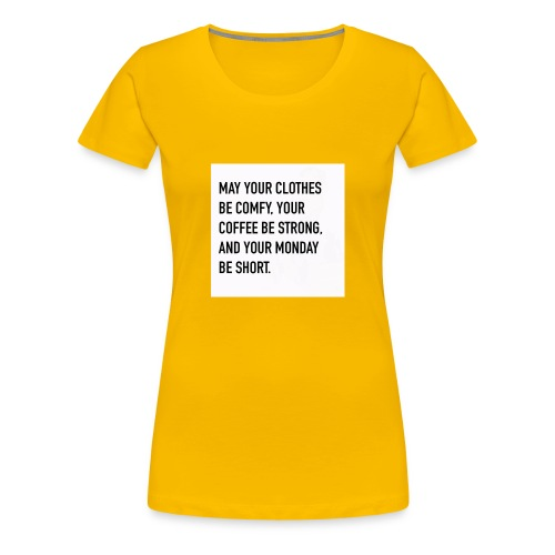 Happy Mondays - Women's Premium T-Shirt