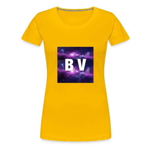Brandon #brangang merch - Women's Premium T-Shirt