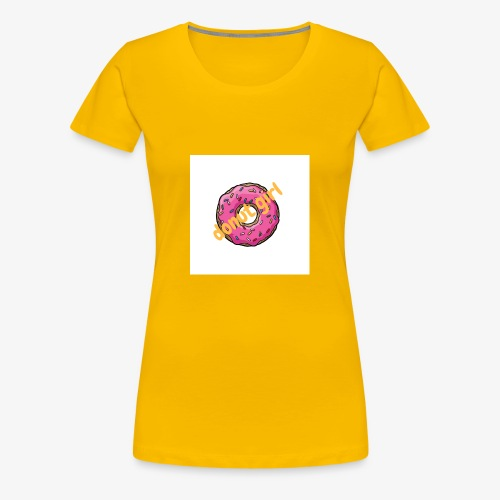 donut girl - Camiseta premium mujer