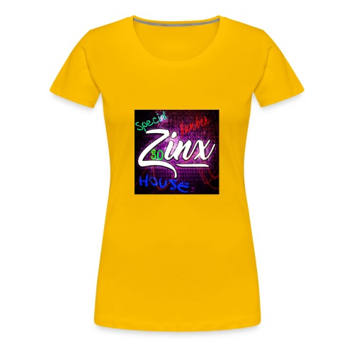 Zinx Merch - Women's Premium T-Shirt