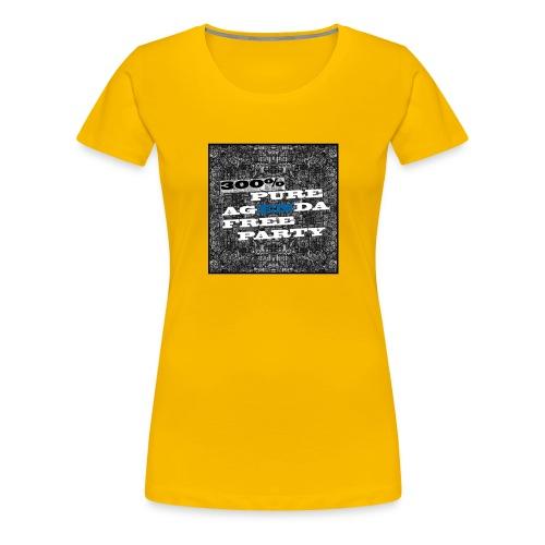 300% - T-shirt Premium Femme