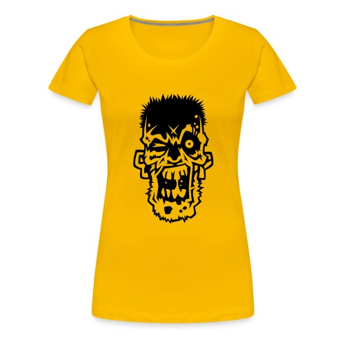 Zombie 2 - Camiseta premium mujer