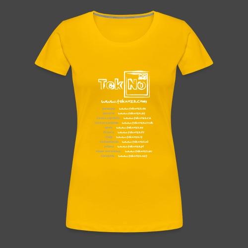 tekno23 - T-shirt Premium Femme