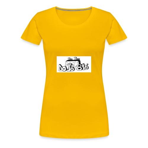 Dojo 816 - Maglietta Premium da donna