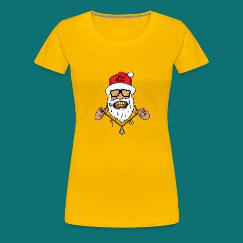 Dope Santa - Maglietta Premium da donna