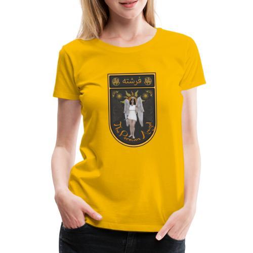 Persian Angel Anahita - Farsi Angel - Women's Premium T-Shirt