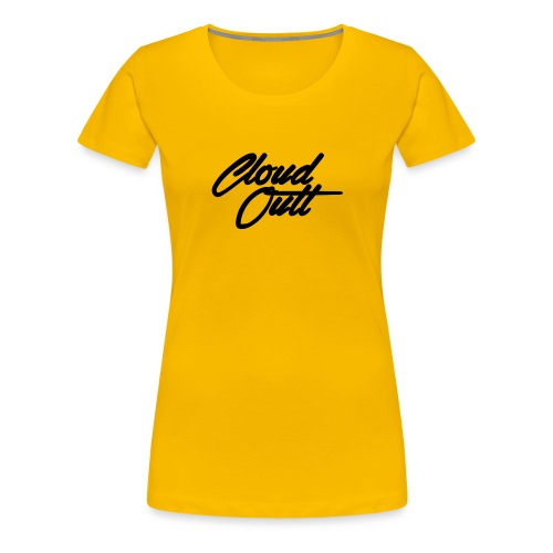 COW1 - Women's Premium T-Shirt