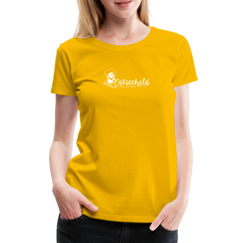 Ostseeheld 2 - Frauen Premium T-Shirt