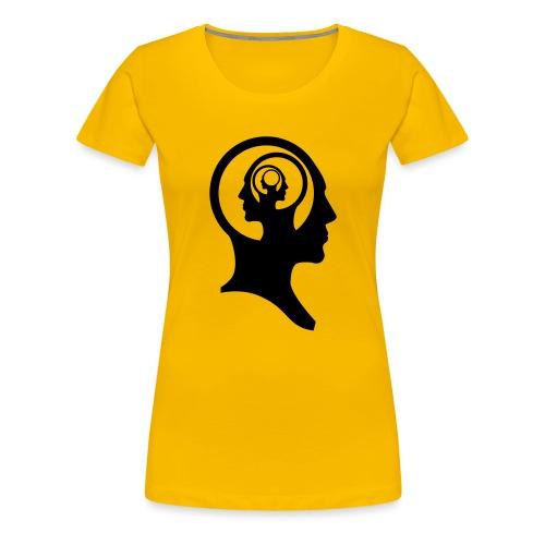 recursiv brain - T-shirt Premium Femme