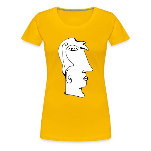 Hannes - Frauen Premium T-Shirt