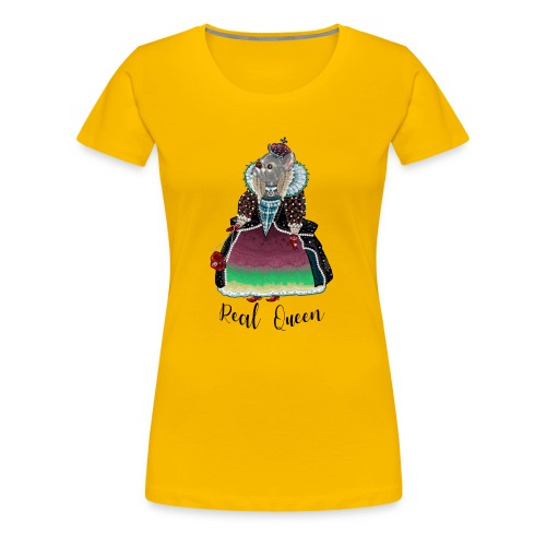 real Queen - Koszulka damska Premium