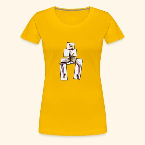 PINUP multiply - T-shirt Premium Femme