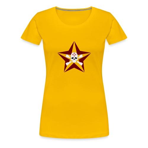 calabera - Camiseta premium mujer