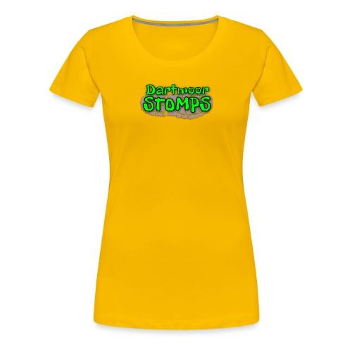 Dartmoor Stomps Logo - Women's Premium T-Shirt