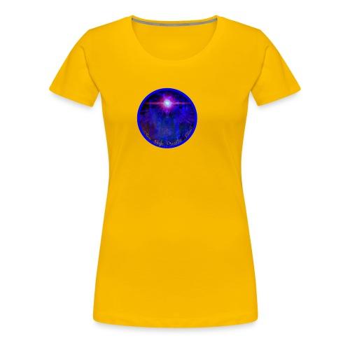 The High Priestess Logo - Women's Premium T-Shirt