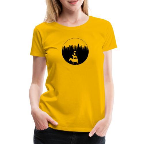 Bremen - Stadtmusikanten - Frauen Premium T-Shirt
