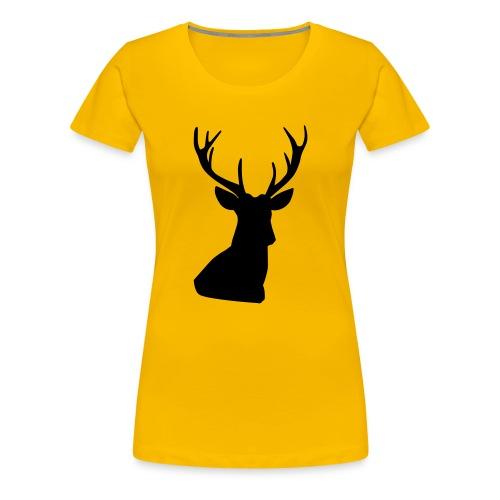 Free-WILD - Frauen Premium T-Shirt