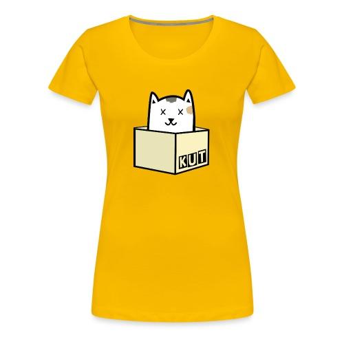Kitten Los Default Colours - Vrouwen Premium T-shirt