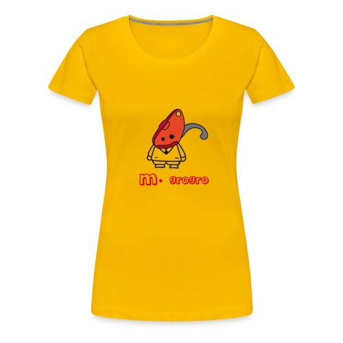 M grogro - T-shirt Premium Femme