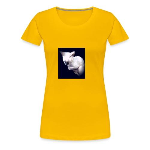 Cat Pow£r - Camiseta premium mujer